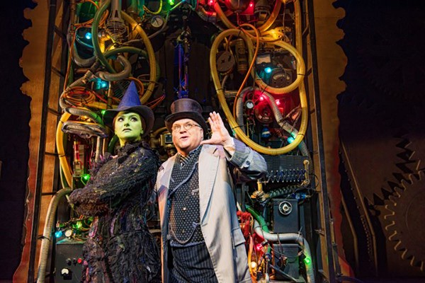 Theatre Tickets To Wicked The Musical For Two