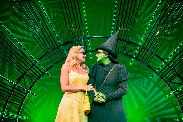 Gold Theatre Tickets To Wicked The Musical For Two