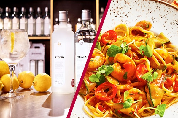 Bermondsey Gin Tour And Tasting With 3 Course Meal Plus Wine For Two At Zizi