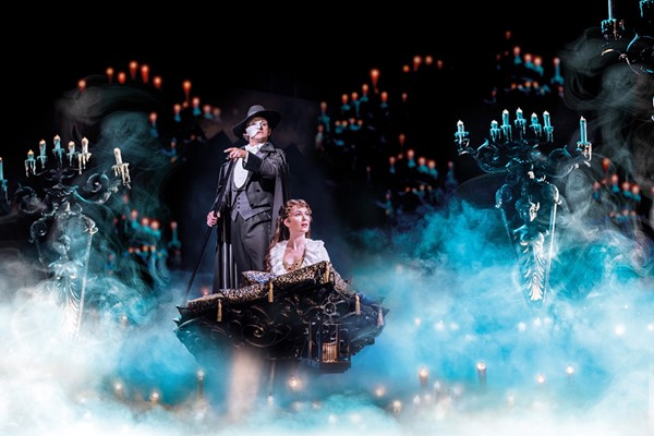 Gold Theatre Tickets To The Phantom Of The Opera For Two