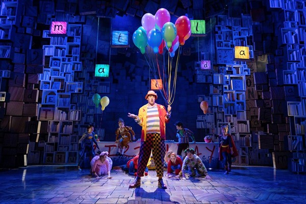 Theatre Tickets To Matilda The Musical For Two