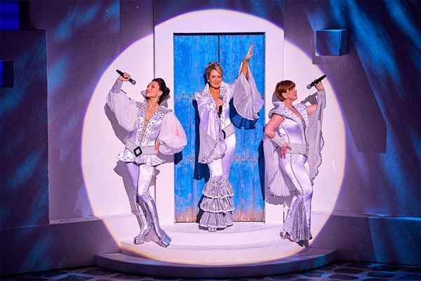 Theatre Tickets To MAMMA MIA! For Two