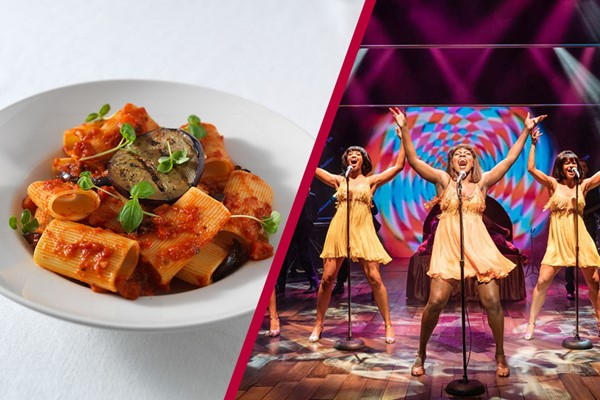 Buy Theatre Tickets to TINA - The Tina Turner Musical and a Meal for Two at Prezzo