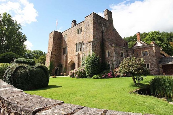 Bickleigh Castle Grounds And Garden Tour With Cream Tea For Two