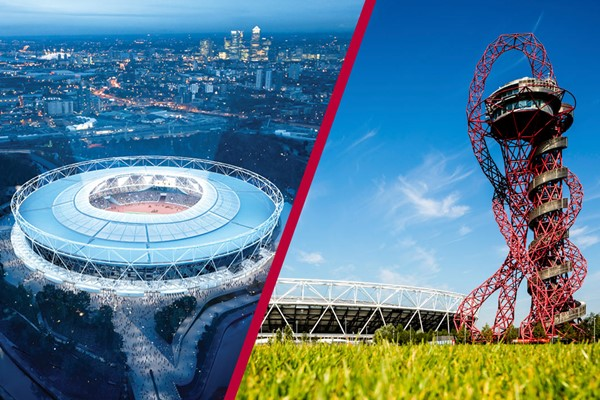 Click to view product details and reviews for London Stadium Tour And The Arcelormittal Orbit View For Two.