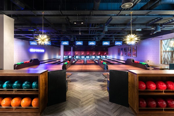 All Star Lanes One Game Of Bowling And A Two Course Meal With A Cocktail For Two