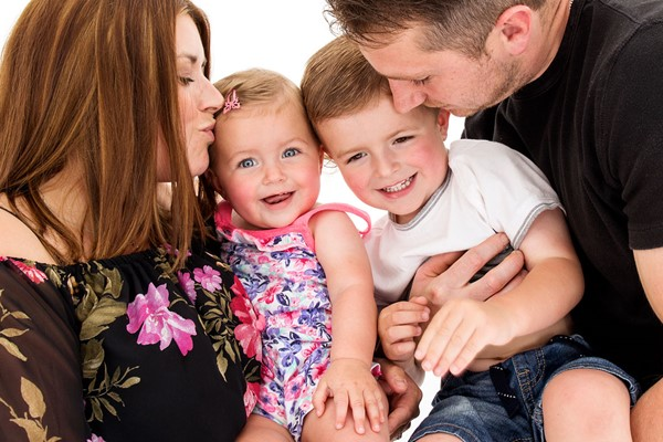 A One Hour Family Photoshoot At Lite-box Imagery
