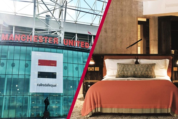 One Night Stay At Hotel Brooklyn With Old Trafford Stadium Tour For Two Adults