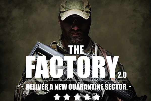The Factory Zombie Infection For One