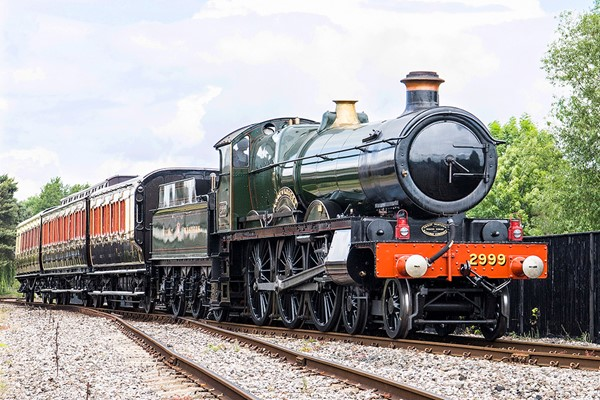 Behind The Scenes Tour And A Footplate Ride With Lunch For Two At Didcot Railway Centre