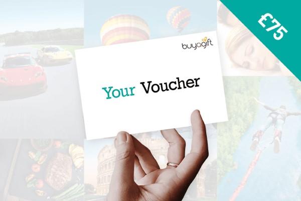 £75 Buyagift Money Voucher