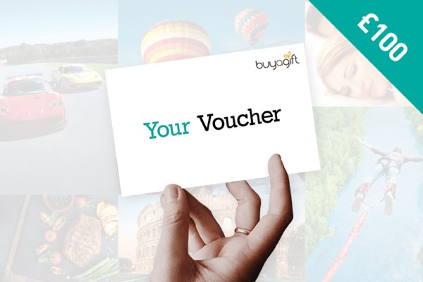 100 Buyagift Money Voucher
