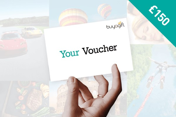 150 Buyagift Money Voucher
