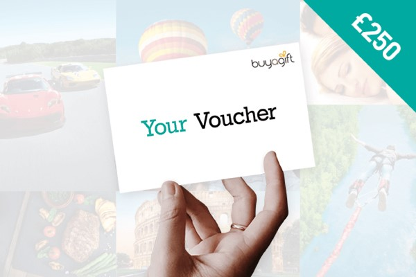 250 Buyagift Money Voucher