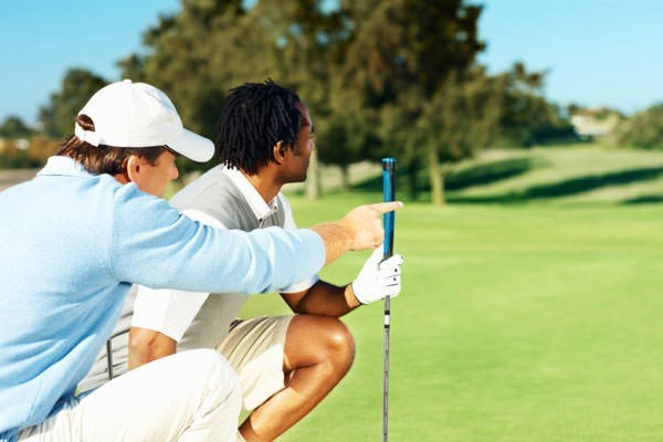 Nine Hole Golf Playing Lesson For Two With 5 Off Voucher Each
