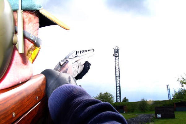 Clay Pigeon Shooting One Hour Session