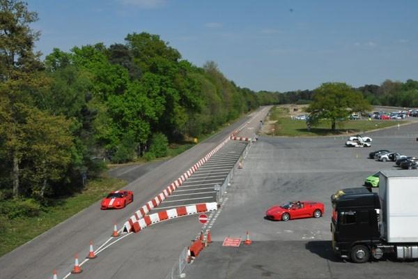 Triple Supercar Thrill With High Speed Passenger Ride  Week Round