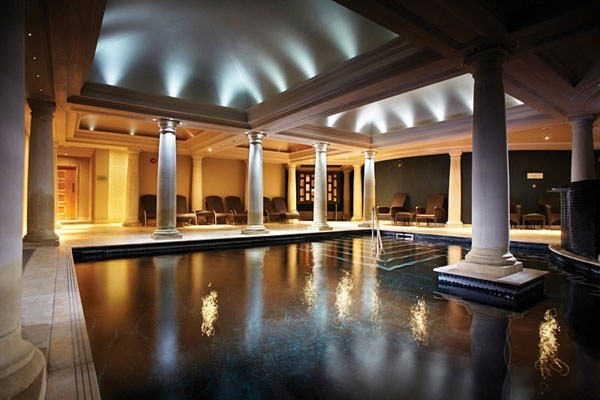 Spa Day With Lunch Or Afternoon Tea And A Treatment For Two At Alexander House Hotels Utopia Spa