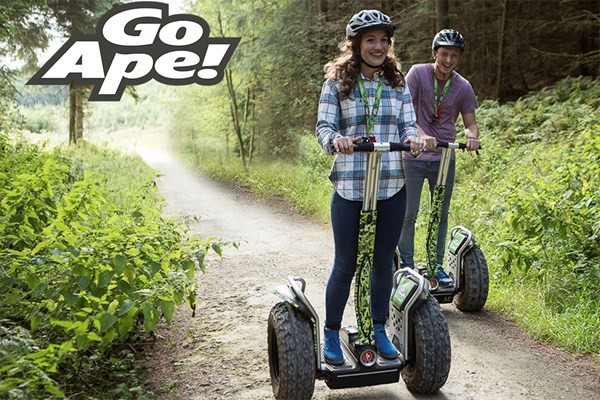 Click to view product details and reviews for Forest Segway Experience For Two At Go Ape.