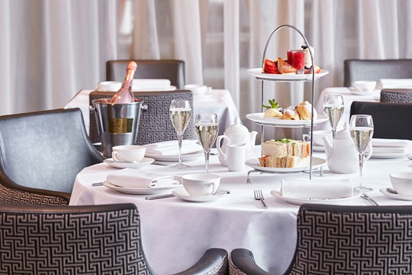 Champagne Afternoon Tea For Two At Park Grand Lancaster Gate
