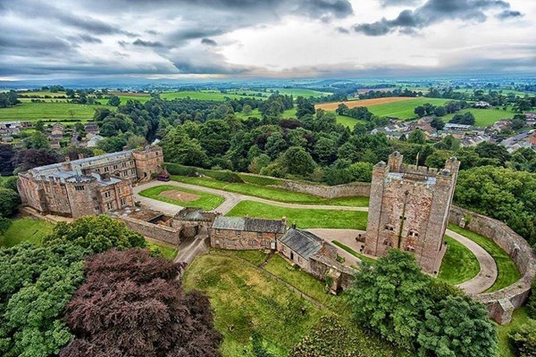 Afternoon Tea With Fiz For Two At Appleby Castle