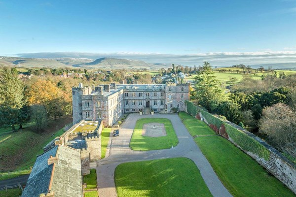 Overnight Escape With Dinner For Two At Appleby Castle