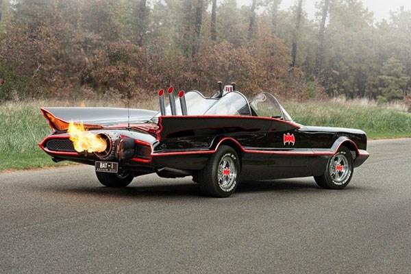 Three Mile Superhero Driving Blast