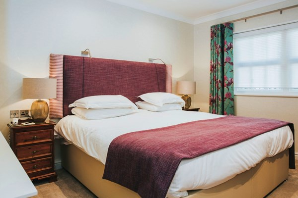 Two Night Escape With Dinner For Two At Cliffemount House
