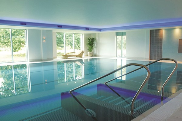 Exclusive Spa Day For Two At De Vere Cotswold Water Park Hotel