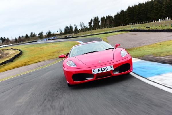 Ferrari F430 Experience In Scotland