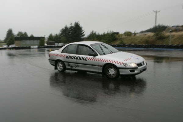 Skid Control Driving Experience