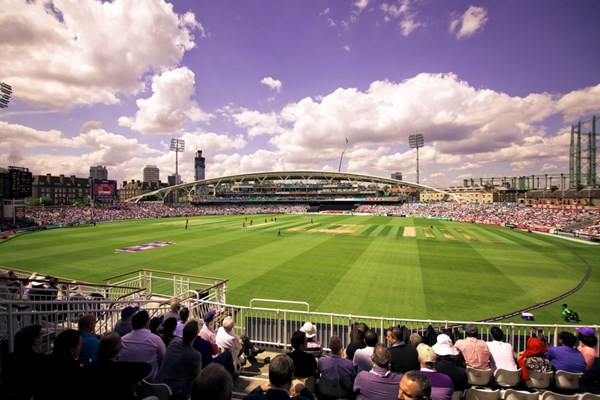 Kia Oval Cricket Match And Ground Tour With Sparkling Afternoon Tea For Two