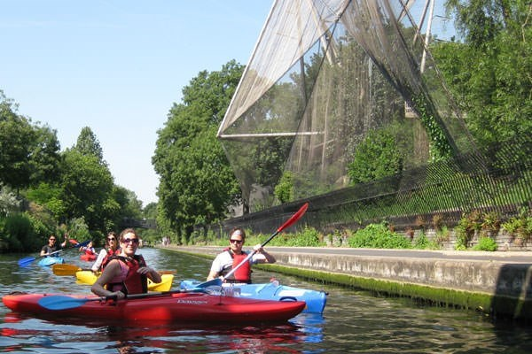 Click to view details and reviews for Regents Canal Kayak Tour For Two.