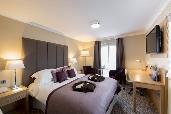 Two Night Break With Dinner For Two At Brook Meadow Hotel