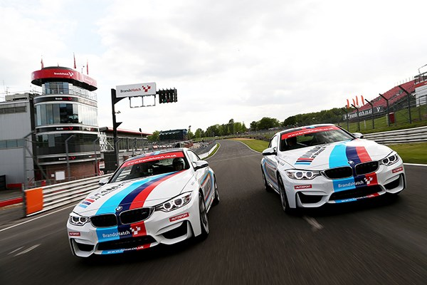 Extended BMW M4 Driving Experience at Oulton Park