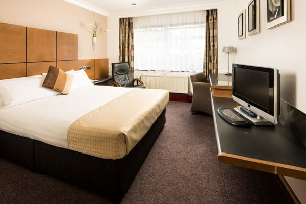 Click to view details and reviews for One Night Hotel Break With Dinner At Mercure London Watford Hotel.