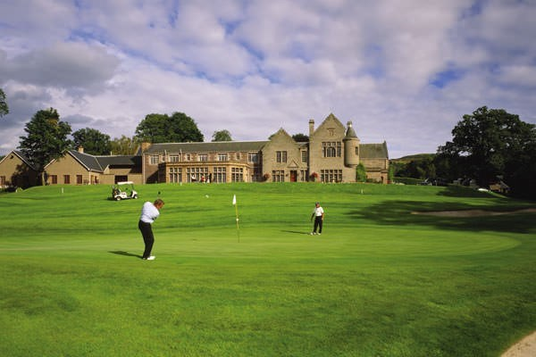One Night Golf Break At Shendish Manor