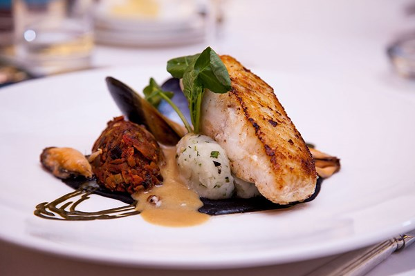 Three Course Meal With Bottle Of Wine For Two At Orestone Manor