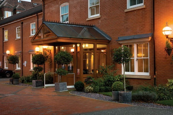 Two Night Dinner And Breakfast Hotel Break At The Aubrey Hotel