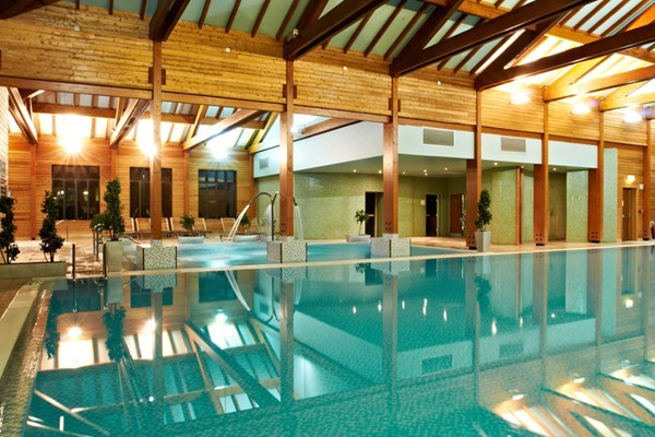 Buy Deluxe Spa Day with Treatment and Afternoon Tea at Bannatyne Kingsford Park