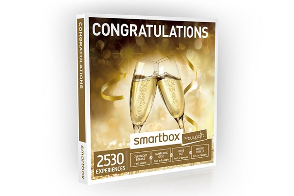 Congratulations - Smartbox By Buyagift