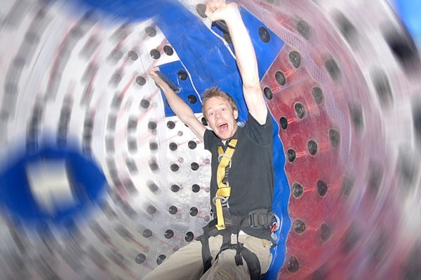 Click to view product details and reviews for Harness Zorbing For One At Manchester South.