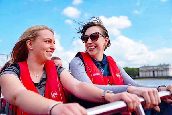 Thames Rockets High Speed Boat Ride For Two