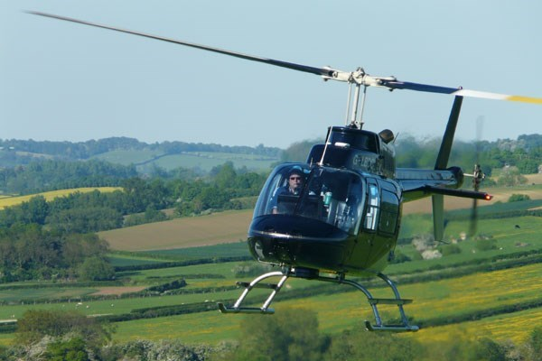 Click to view details and reviews for 10 Minute Helicopter Tour With Bubbly For Two.