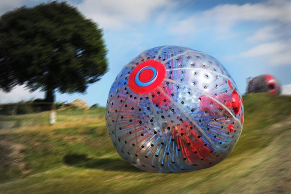 Aqua Zorbing For Two At London South