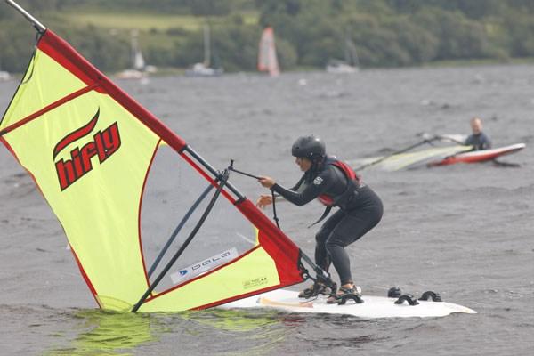 Windsurfing Taster Session In Gwynedd