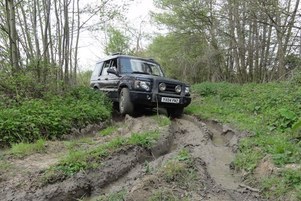 4x4 Off Road Driving Taster