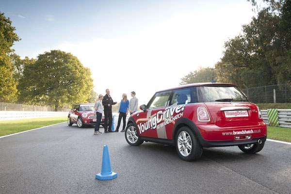 Brands Hatch Junior Driving Experience With Two Free Race Tickets