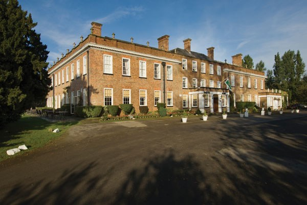 One Night Break With Dinner At Best Western Mayfield House Hotel