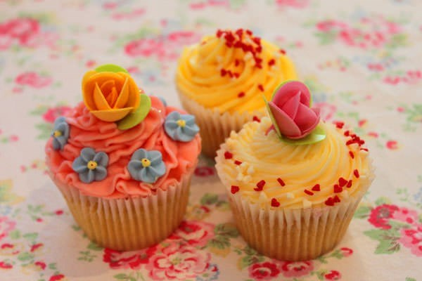 Full Day Cookie Girl Cupcake Decorating Course For One